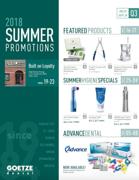 2018-Goetze-Dental-Summer-Promotions-Flyer