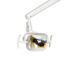 A-dec 500 and 6300 Halogen Dental Lights