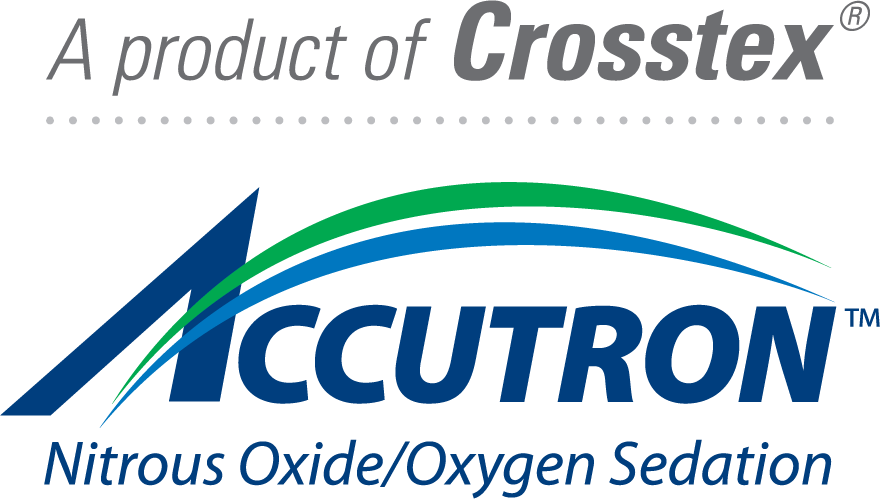 A product of Crosstex_Accutron_logo