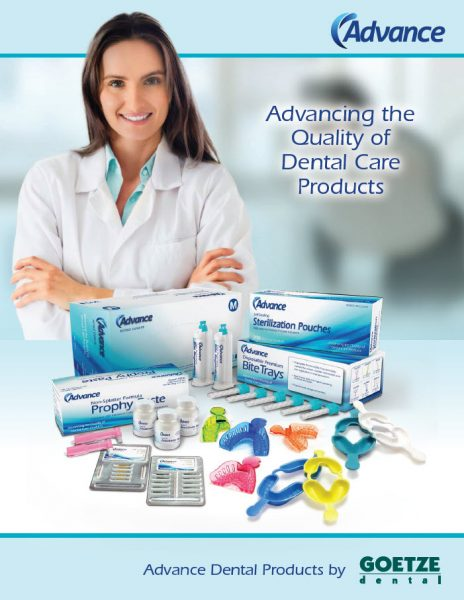 Advance Dental Products Flyer