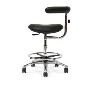 Forest Dental 6160C Assistant's Deluxe Stool