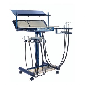 Forest Dental 7020 Pro Series Cart Blue Side