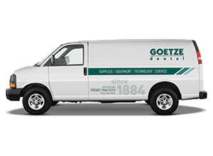 Goetze-Dental-Service-Van