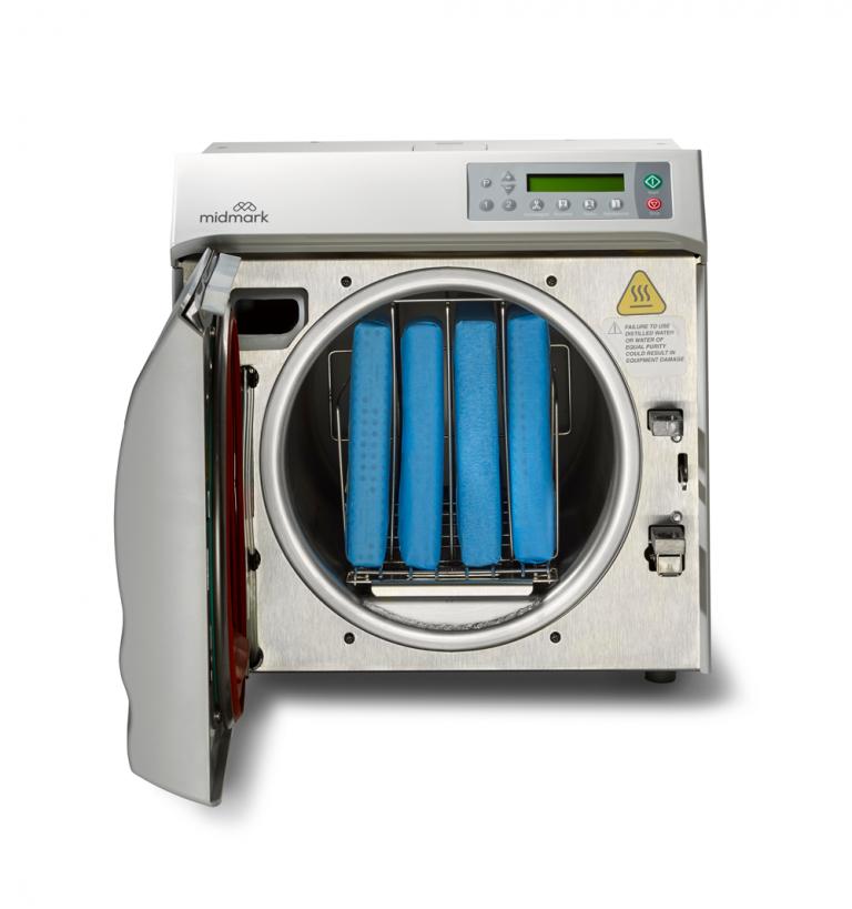 Midmark M11™ Steam Sterilizer Straight Verticle