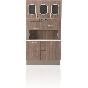 Pelton & Crane Centennial 2 Cabinets