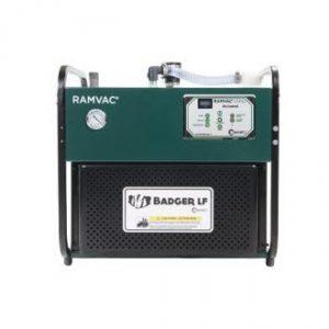 RAMVAC Badger LF LubeFree Dry Vacuum System
