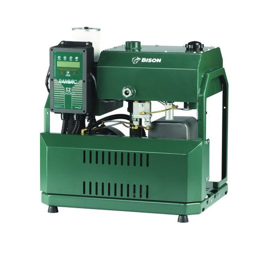 RAMVAC Bison® Dry Vacuum System   Goetze Dental
