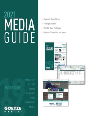 2021 Goetze Dental Media Guide_Cover_11_2020